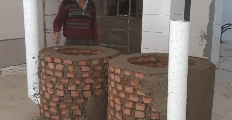 Kastamonu Taş Fırın Yapımı