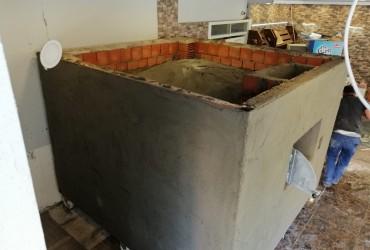 Tekirdağ Taş Fırın yapımı