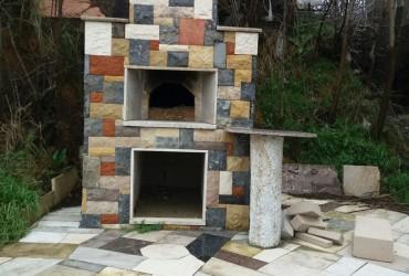 Arnavutköy Taş Fırın Yapımı