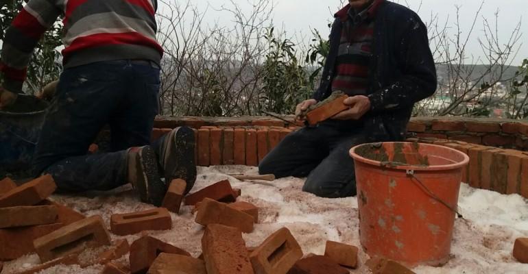 Bakırköy Taş Fırın Yapımı