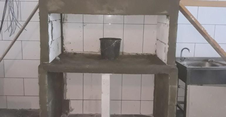 Esenyurt Taş Fırın Yapımı