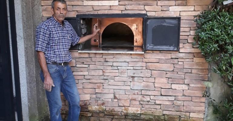 Kadıköy Taş Fırın Yapımı