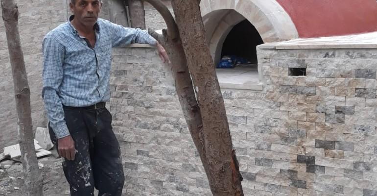 Zeytinburnu Taş Fırın Yapımı